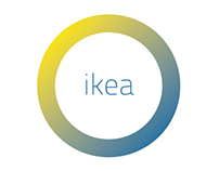 """The IKEA Logo"" - Rebrand Concept"