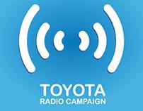 Toyota - RADIO - BeepBeep campaign
