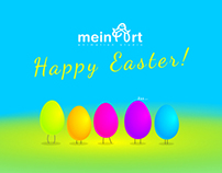 MeinArt Easter Greetings