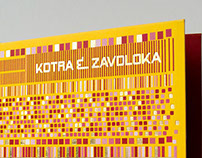 "Kotra & Zavoloka ""Wag The Swing"" CD"