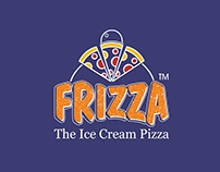 Frizza Branding | IContrast