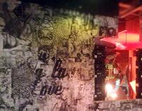 SET Nightclub VIP-Room Wallpaper