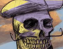 Mexican Skull Guy