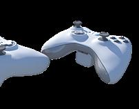 Xbox 360 Controller Model