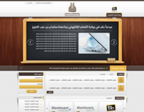 Black Board system (salman bin abdulaziz university)