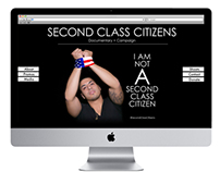 Second Class Citizens Website