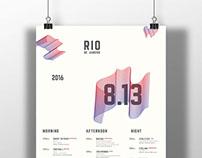 Olympics Schedule