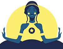 Stella (Adobe Illustrator)