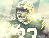 Aaron Jones - Green Bay Packers - UTEP Football