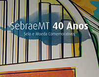 SEBRAE MT 40Anos