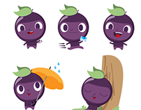 ChatGrape – Trauby's redesign