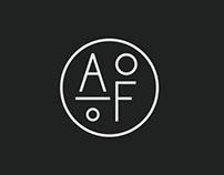 Astroflo. Logotype