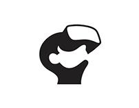 Virtual Reality / VR Logo Design
