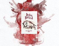 Bull's Blood Wine