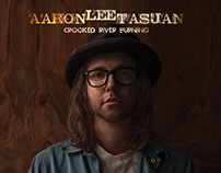 Aaron Lee Tasjan: Crooked River Burning