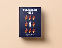 Ray Bradbury Book Cover Series