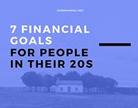 Financial Goals for Millennials - Tejesh Kodali