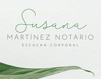 Susana Martínez Notario - Identidad de Marca