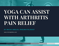 Relieve Your Arthritis Pain with Yoga