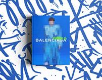 Balenciaga Cover Book - Season 20