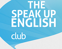 The Speak Up English Club-LOGO-