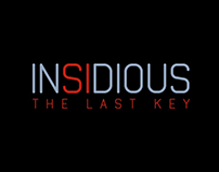 Insidious - The Last Key Alternative Movie Posters