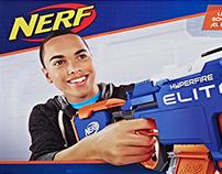Nerf - 2016 Branding Refresh