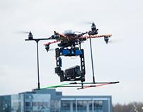 Hexacopter shoot