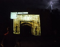 Fortress 3D Projection Mapping