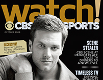 CBS Watch! and CBS Watch! Sports Magazines