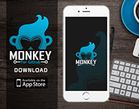 MONKEY Logo Design Proposal