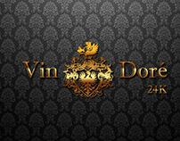 Vin Doré 24K Webdesign