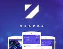 Grappr - Material Design App