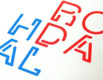 Rodahal Identity, Signing and Website