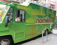 Print: Nom Nom Truck SF