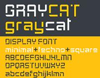 GRAYCAT FREE FONT
