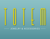 Logo Design for Totem Jewelry & Accessories