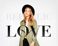 Love Republic E-commerce