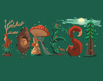 Forest Illustrative Type