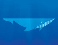 Blaahval Eiendom AS - turned The blue whale