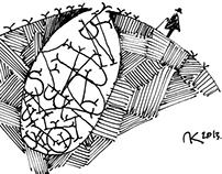 moleskine #2. 2011-2012