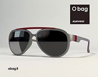O bag aviator sunglasses animation video, 2016