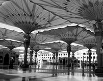 Masjid Nabawi, Medina 2013