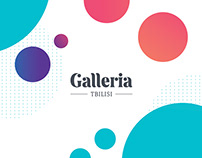 Galleria Tbilisi - Brand Identity