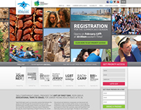 Taglit-Birthright Website