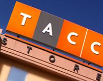 TACC Store Identity & Branding
