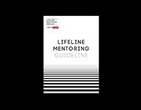 Lifeline Mentoring branding