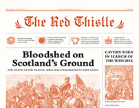 The Red Thistle