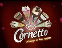Cornetto Separasi Cinta