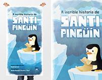 Poster Santi Pingüín